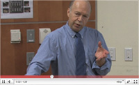 Dr. James Hansen at Stevens